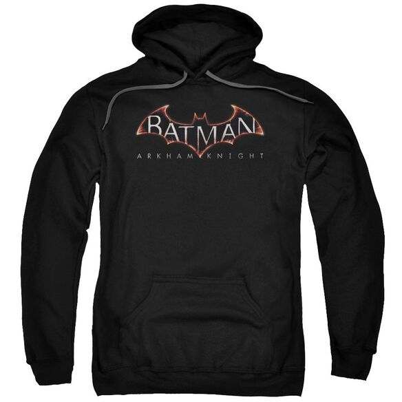 Batman Arkham Knight Logo Adult Pull Over Hoodie