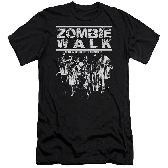 Zombie Walk Short Sleeve Adult T-Shirt