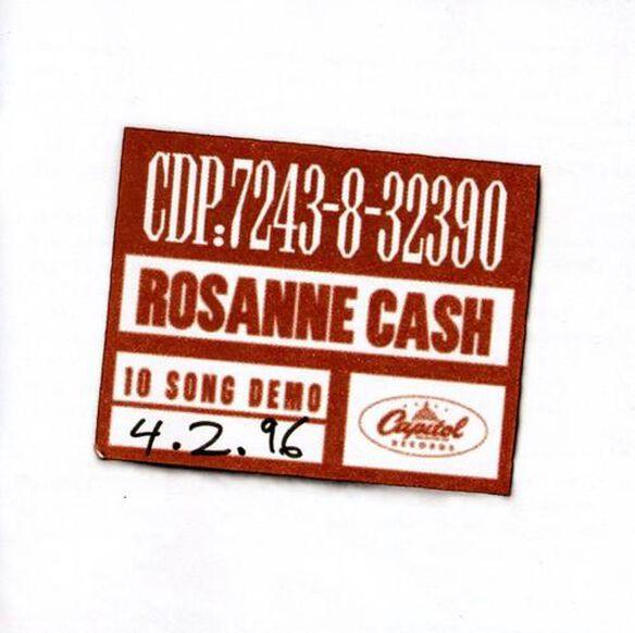 Rosanne Cash - 10 Song Demo