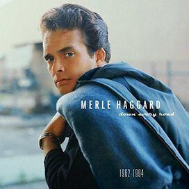 Merle Haggard - Down Every Road