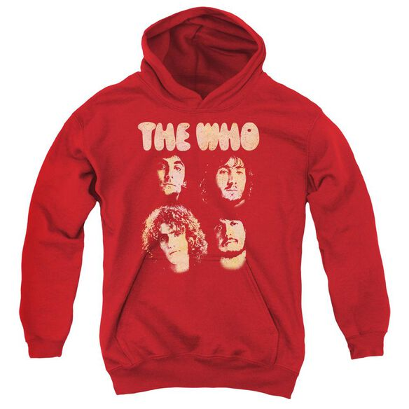 The Who Who Boys Youth Pull Over Hoodie