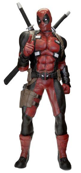 Life Sized Deadpool