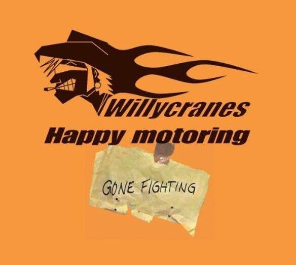 Willycranes - Happy Motoring / Gone Fighting