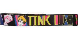 Tinker Bell Tink Luxe Seatbelt Mesh Belt