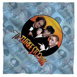 Three Stoofes Portraits Bandana