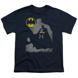 Batman Bat Knockout Short Sleeve Youth T-Shirt