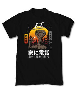 Riot Society - E.T. Kanji T-Shirt