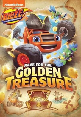 Blaze & The Monster Machines: Race For The Golden