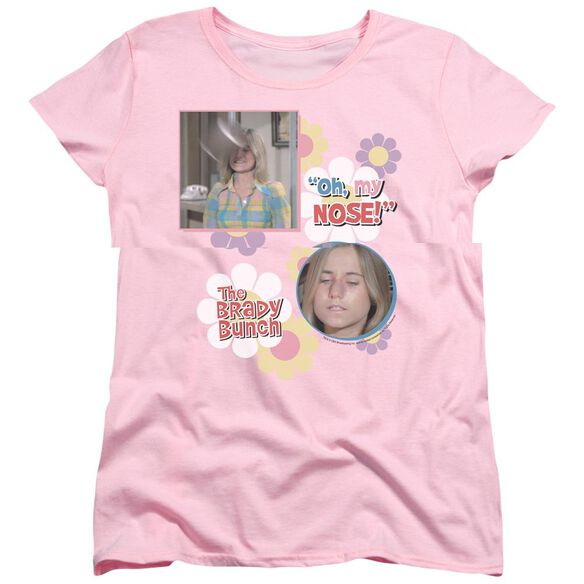 BRADY BUNCH OH, MY NOSE!-S/S T-Shirt