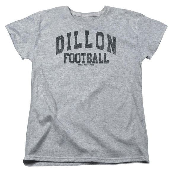 Friday Night Lights Dillion Arch Short Sleeve Womens Tee Athletic T-Shirt