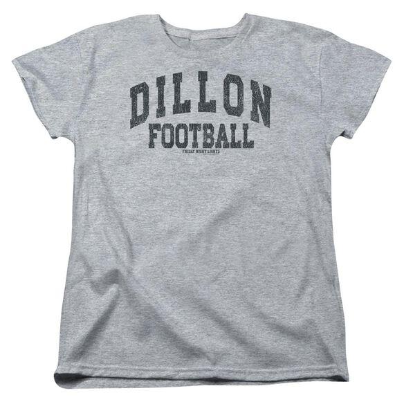 Friday Night Lights Dillion Arch Short Sleeve Womens Tee Athletic T-Shirt