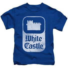 WHITE CASTLE CLASSIC LOGO-S/S JUVENILE T-Shirt