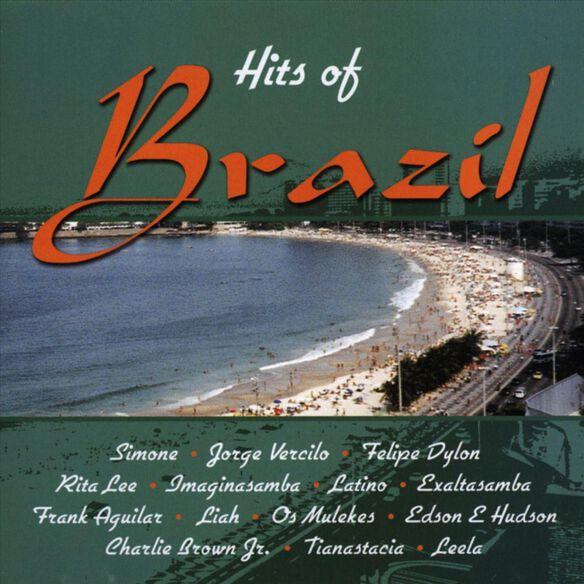 Hits Of Brazil 0805