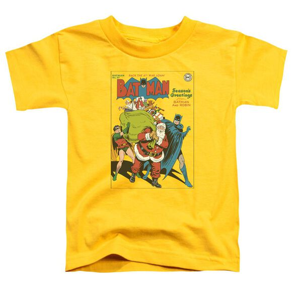 Dc Cover No. 27 Short Sleeve Toddler Tee Yellow Lg T-Shirt