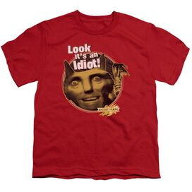 Mirrormask Riddle Me This Short Sleeve Youth T-Shirt