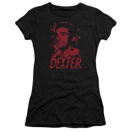 Dexter Born In Blood Short Sleeve Junior Sheer T-Shirt