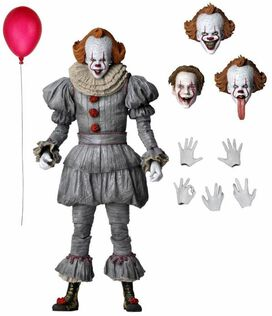 NECA IT Chapter 2 Pennywise Action Figure [Ultimate Version]