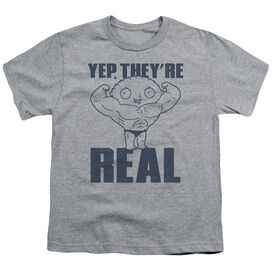 FAMILY GUY REAL BUILD-S/S YOUTH T-Shirt