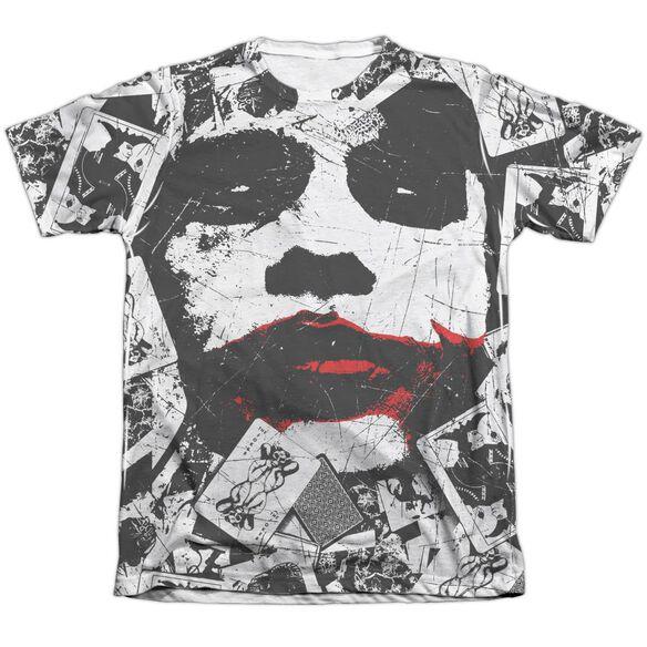 Dark Knight Joke Doe Adult Poly Cotton Short Sleeve Tee T-Shirt