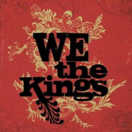 We the Kings - We The Kings [Exclusive Slit Black and Red Vinyl]