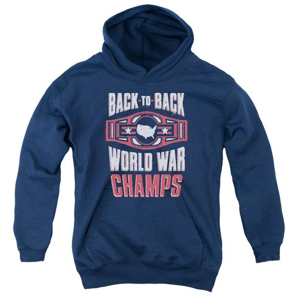 Ww Champs Youth Pull Over Hoodie