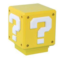 Super Mario Bros Mini Question Question Block Light