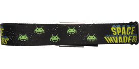 Atari Space Invaders Aliens Seatbelt Belt