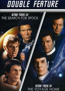 Image of Star Trek III: The Search for Spock / Star Trek Iv: The Voyage Home