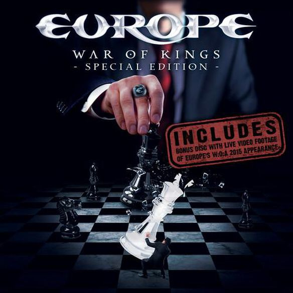 War Of Kings (W/Dvd) (Wbr) (Phob)