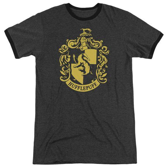 Harry Potter Hufflepuff Crest Adult Ringer