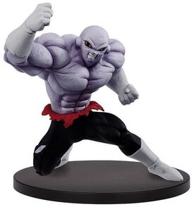 Z-Battle Dragon Ball Z - Buyu Retsuden II Jiren PVC Figure #01