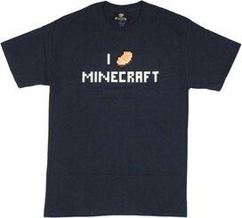 Minecraft Porkchop T-Shirt