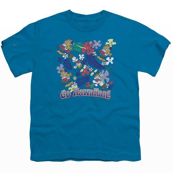 GARFIELD GO HAWAIIAN-S/S T-Shirt