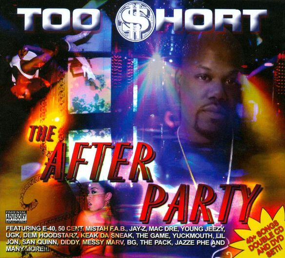 After Party (3 Disc Cd/Dvd