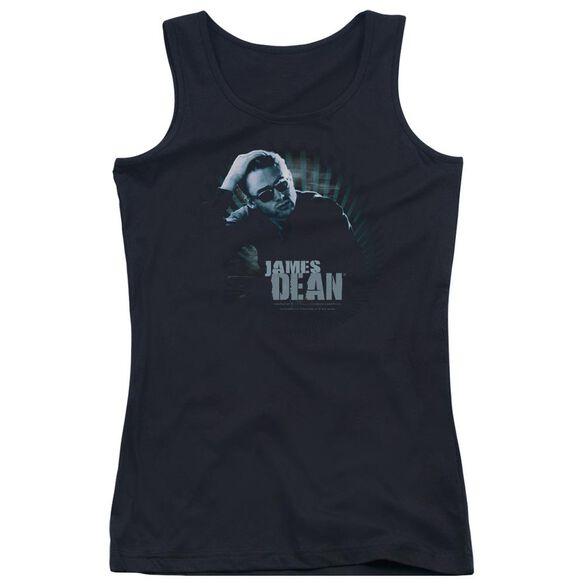 Dean Sunglasses At Night Juniors Tank Top