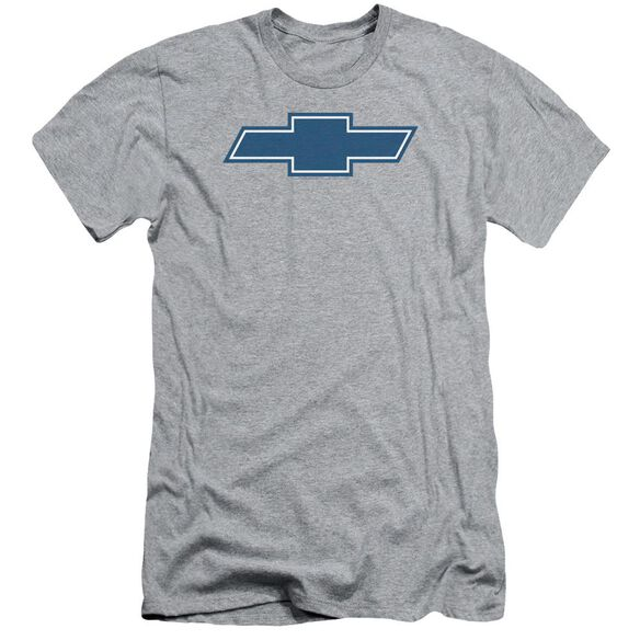 Chevrolet Simple Vintage Bowtie Short Sleeve Adult Athletic T-Shirt