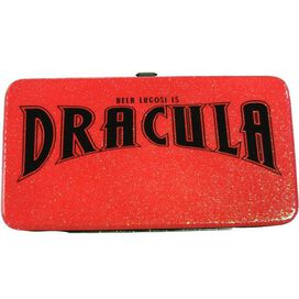 Dracula Stairs Clutch Wallet