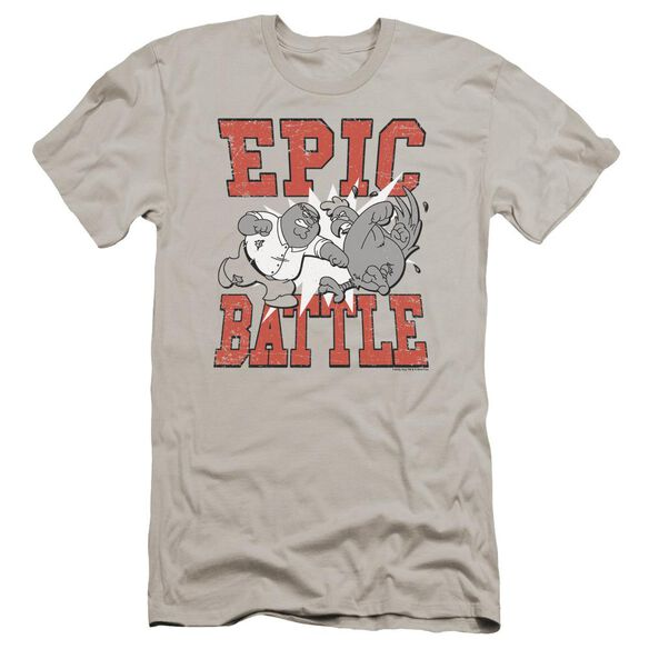 Family Guy Epic Battle Premuim Canvas Adult Slim Fit