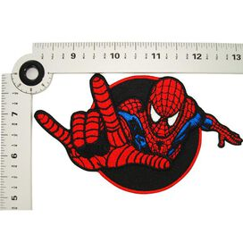 Spiderman Web Shoot Patch