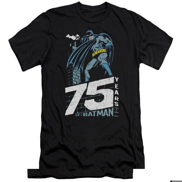BATMAN ROOFTOP-S/S T-Shirt