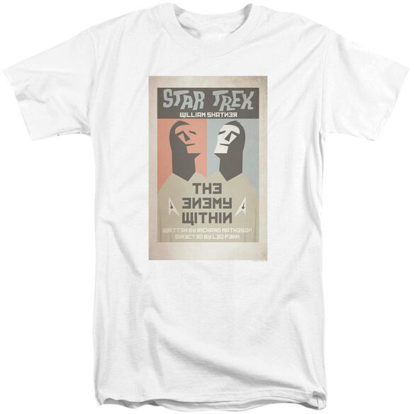 Star Trek Tos Episode 5 Short Sleeve Adult Tall T-Shirt