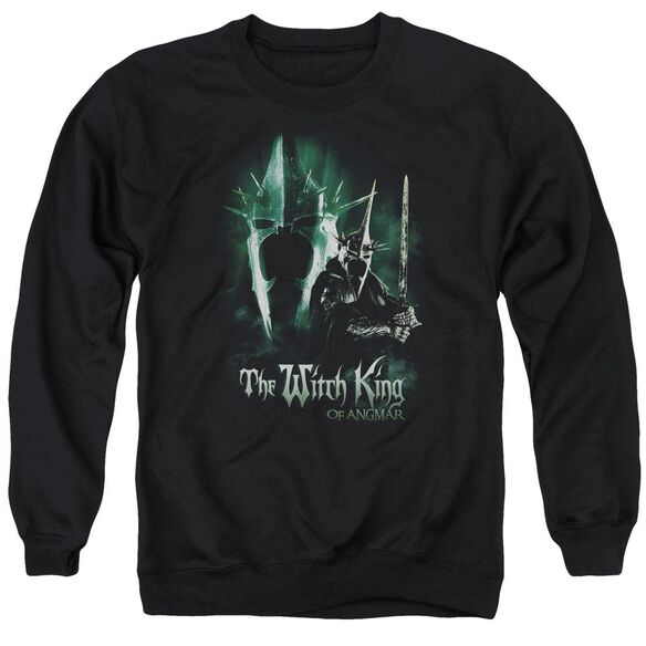 Lor Witch King Adult Crewneck Sweatshirt