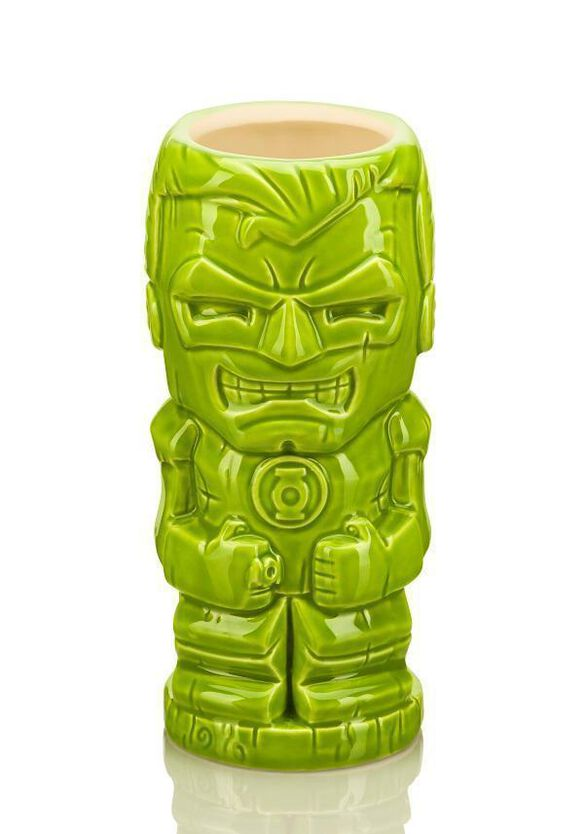 Green Lantern Geeki Tikis