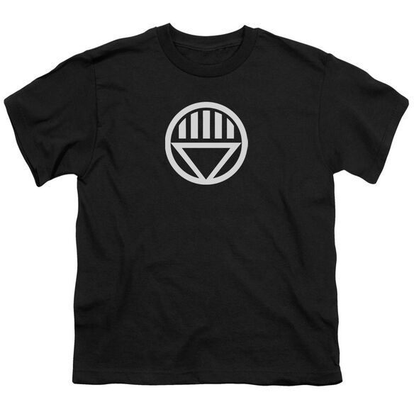Green Lantern Lantern Logo Short Sleeve Youth T-Shirt