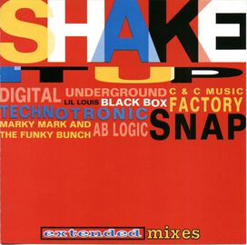 Various Artists - Shake It Up [JCI]