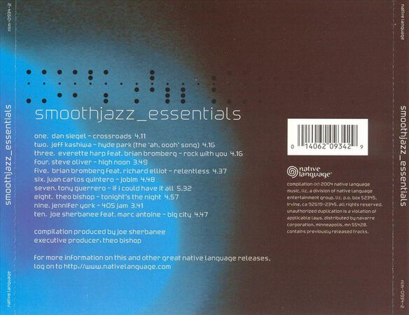 Smooth Jazz Essentials104