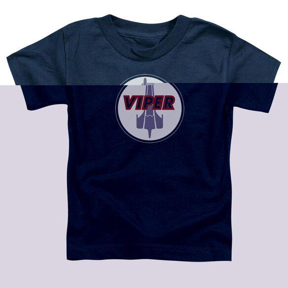 BSG VIPER BADGE-S/S T-Shirt
