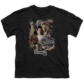 Labyrinth 25 Years Of Magic Short Sleeve Youth T-Shirt