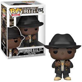 Funko Pop! Rocks: Notorious B.I.G. - Biggie [w/ Fedora]