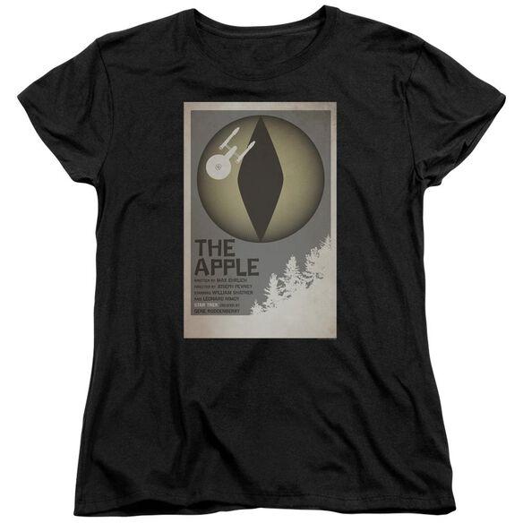 Star Trek Tos Episode 34 Short Sleeve Womens Tee T-Shirt
